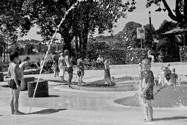 Tag 31 Wasserspiele