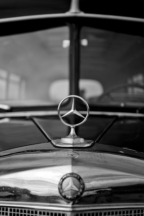 Tag 86 Ein Mercedes