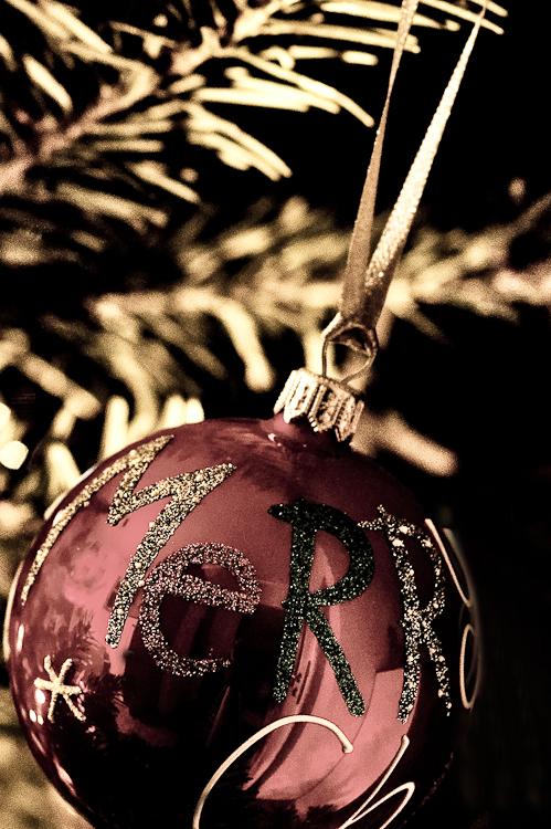 Tag 132 Merry Christmas