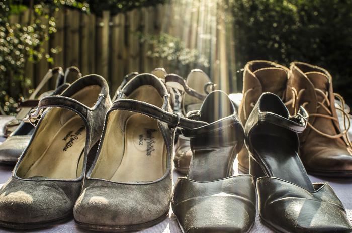 Tag 338 Schuhe